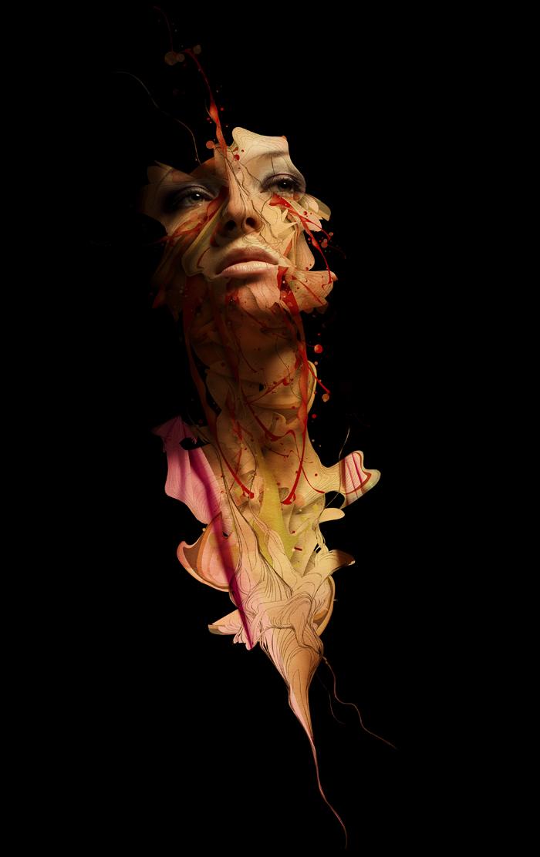 Woman Souvenir